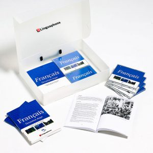 Linguaphone Advanced French course