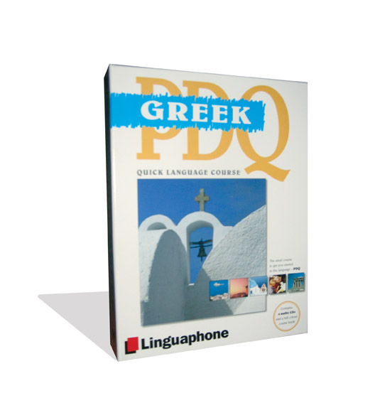 Learn Greek PDQ Course
