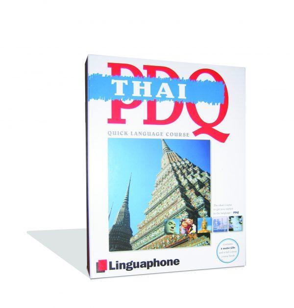 Linguaphone Thai language course beginners Thai