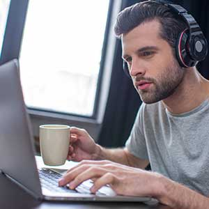 German eLearning Online Course Image